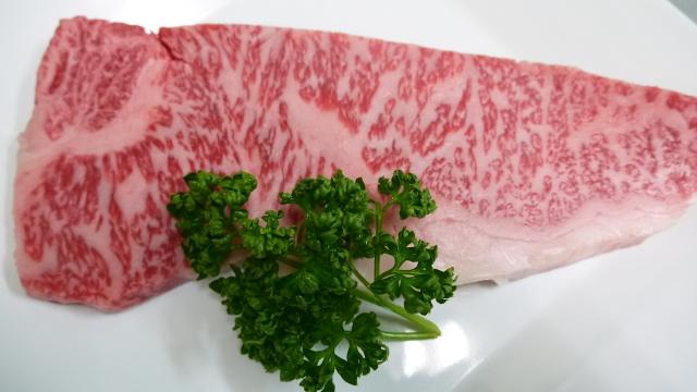 鹿児島県産黒毛和牛サーロインステーキ